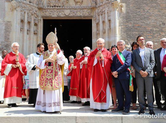 Santi Ermagora vescovo e Fortunato diacono