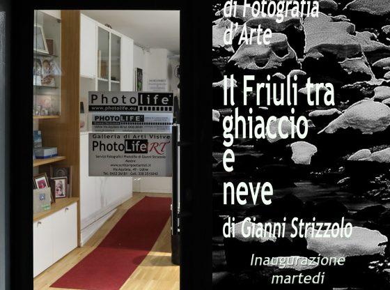 Udineselife presenta: 7 maggio 2019 ore18,00 Via Aquileia, 49, la mostra fotografica di....